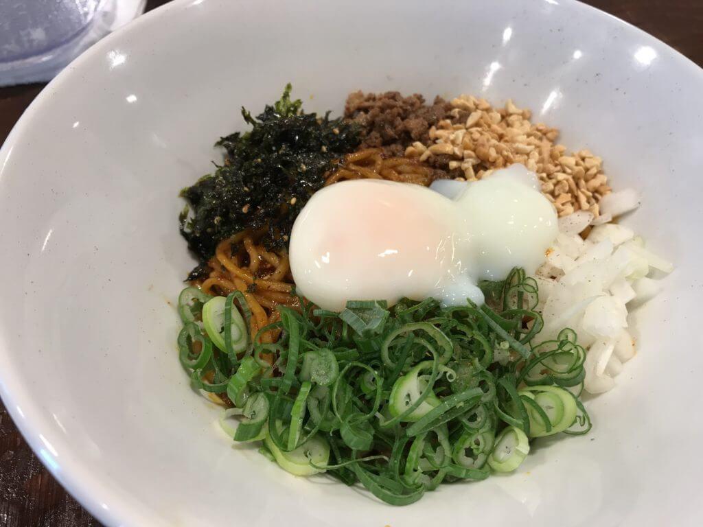 【めんたらし】上乃裏の担々麺専門店。香辛料も効いた本格派担々麺をぜひ。