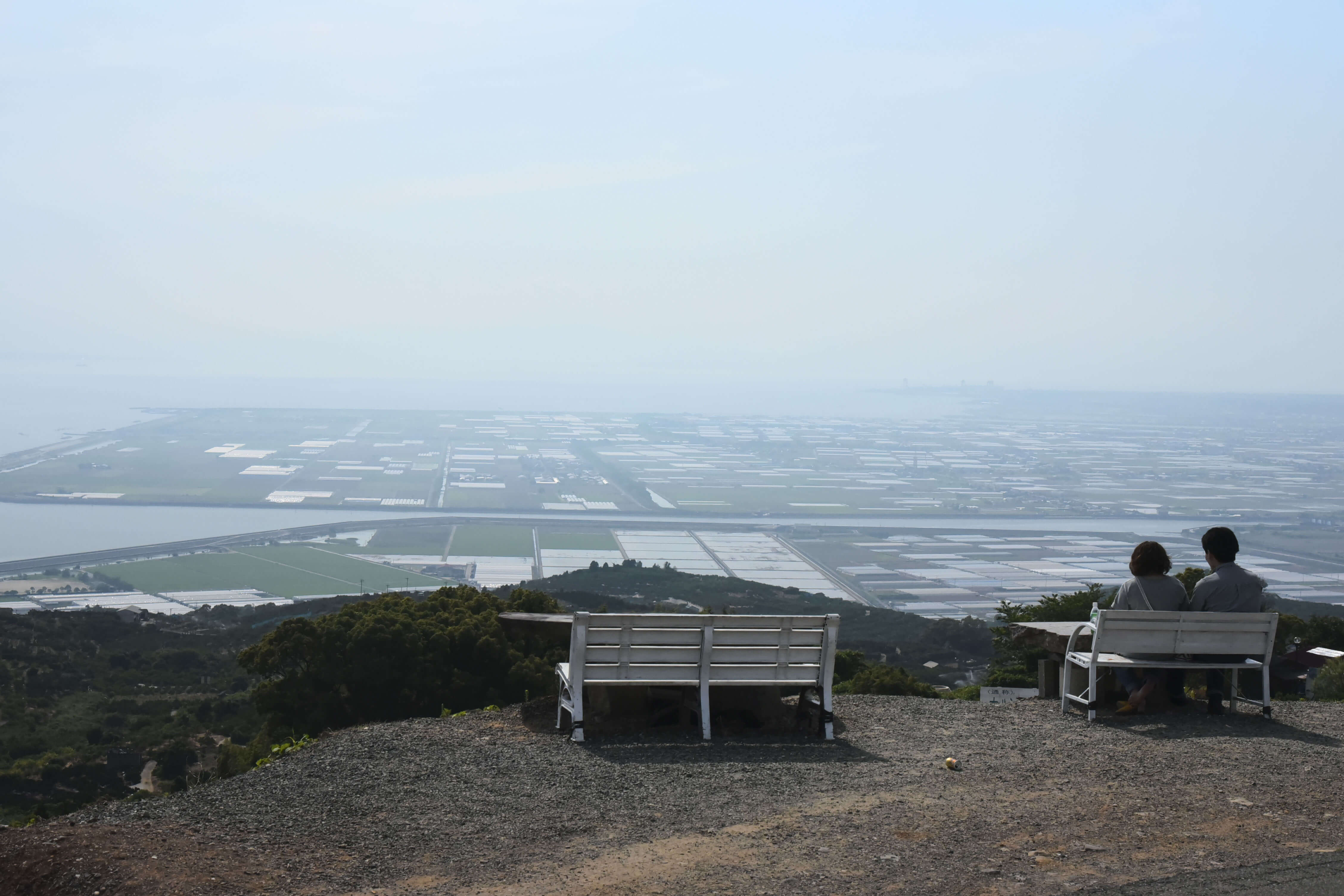 【ナルシストの丘】熊本市西区の絶景スポット。由来に違わぬ景色に一見の価値あり。