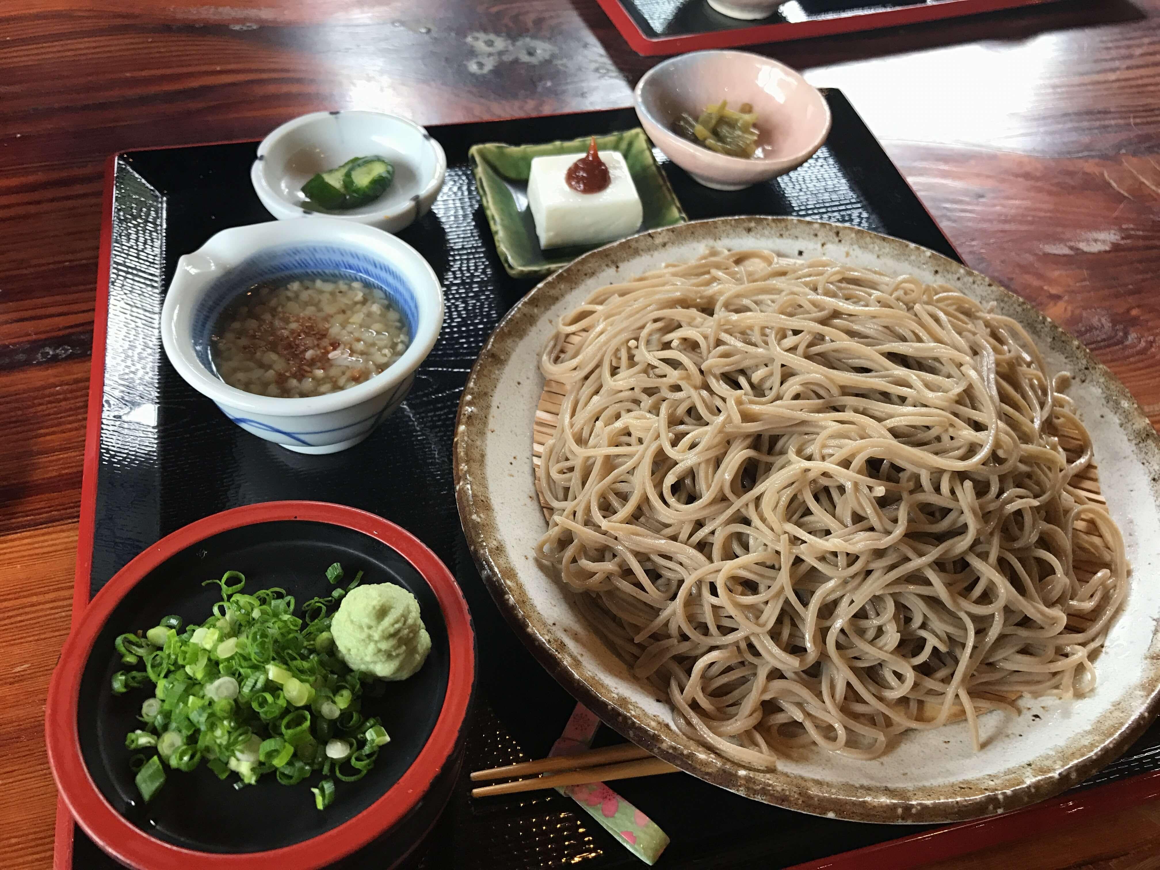 【2017年版!】熊本小国の蕎麦街道の店まとめ。水がうまいと蕎麦も美味い!【随時更新】