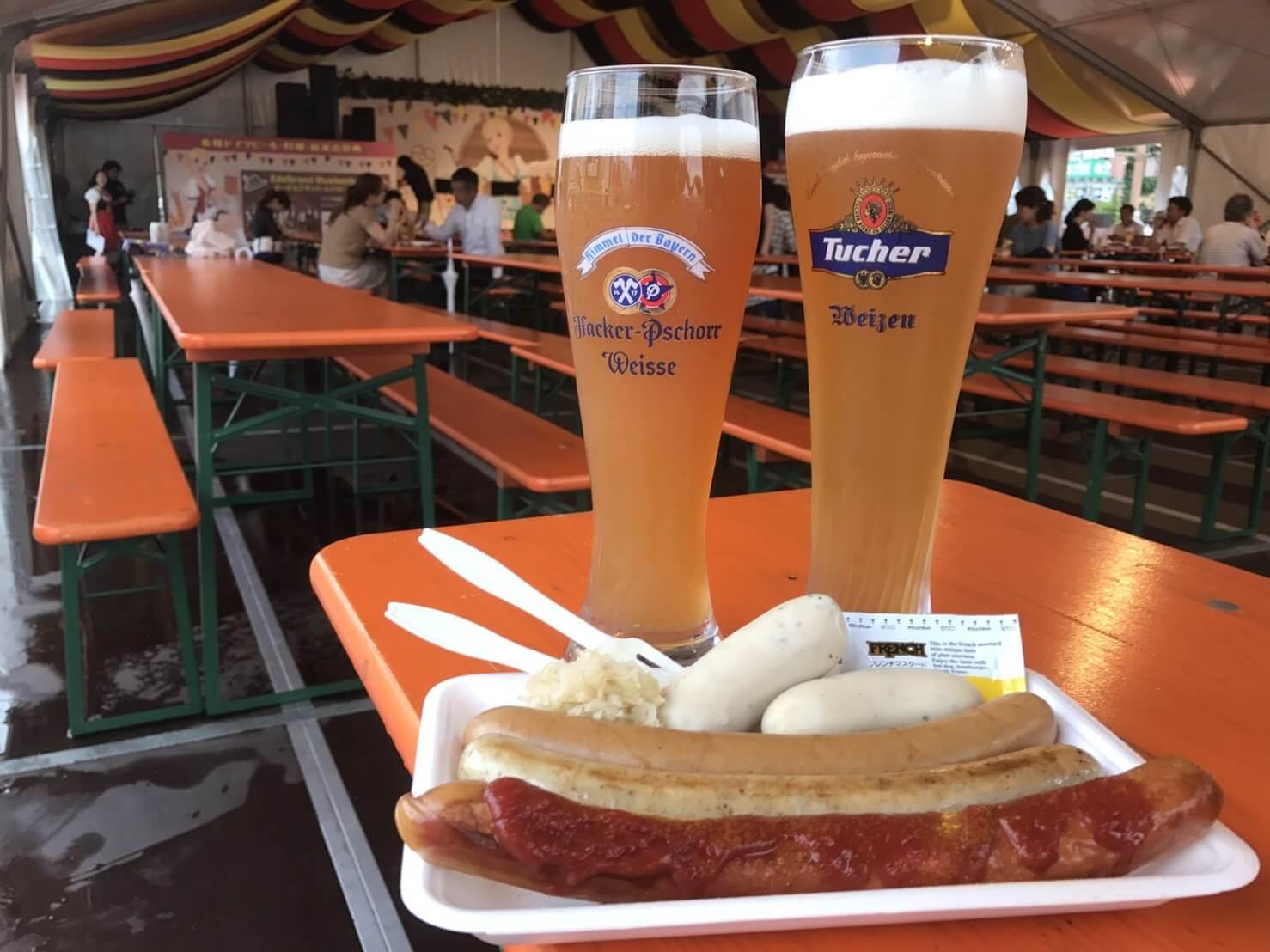 【熊本オクトーバーフェスト2017】ドイツだけじゃない。ビールにワインにお出かけに最適!