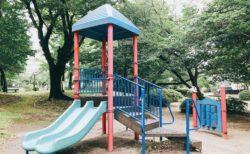 【水玉公園】森林浴もできるのどかな公園♪子ども向け遊具もあります!【熊本市東区秋津 】