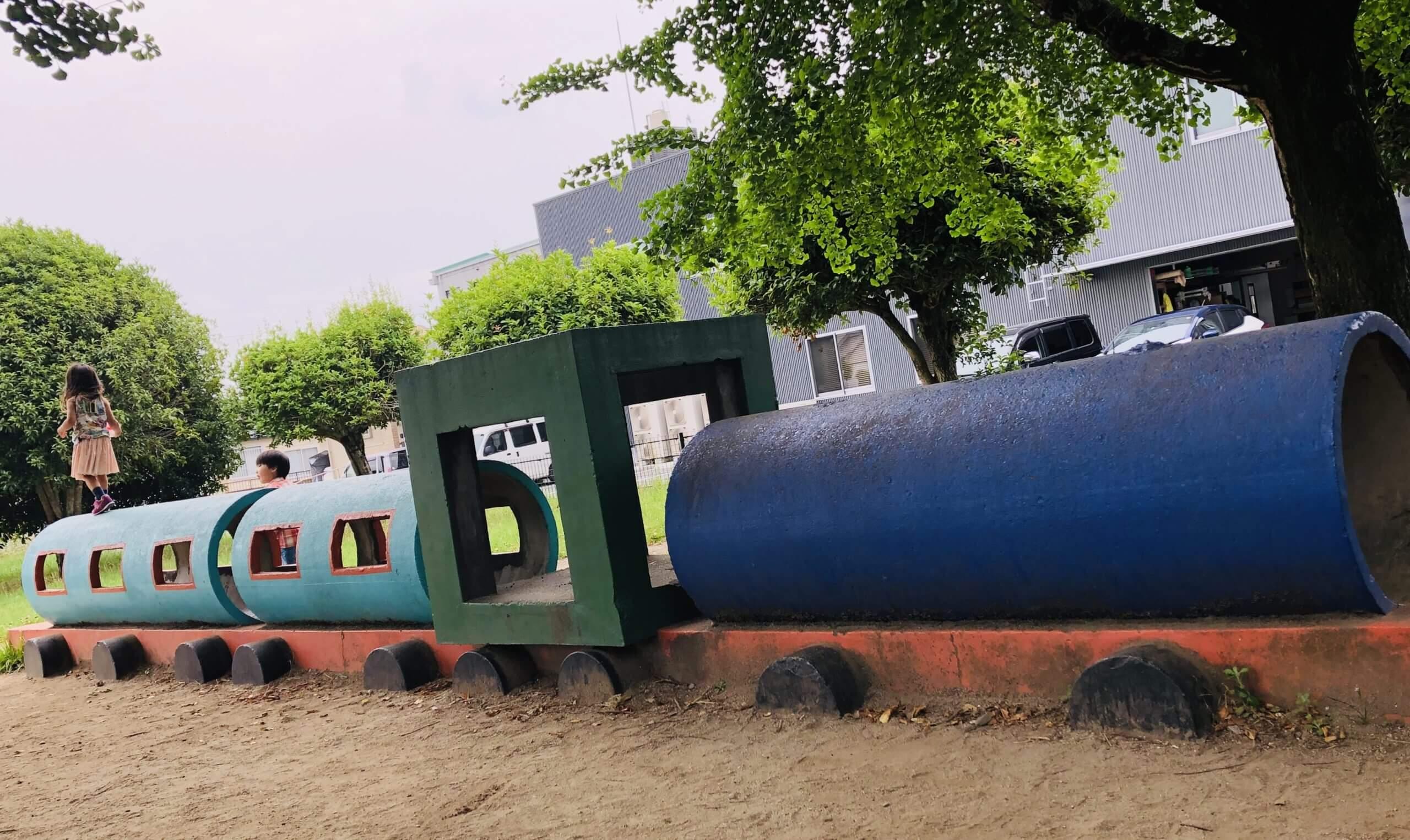 【 秋津西公園】人が少なめ!?のんびりピクニックできる公園♪【熊本市東区東野】