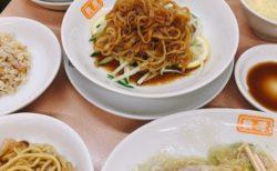 【中華食堂 桃源(とうげん)】町中華のお手本!控えめながら全部美味しい 街ナカの美味しい中華食堂≪熊本市中央区花畑町≫