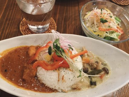【Fam Oriental Bistro Cafe(ファム オリエンタルビストロカフェ)】ランチ・カフェ・ディナーと幅広く利用できる街カフェ≪熊本市中央区中央街≫
