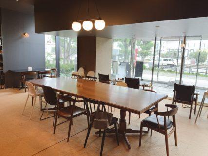 【sakuraki 4URS coffee(サクラキ フォーユアーズ コーヒー】ママとパパのためのコーヒー屋さん!離乳食もあって保育士さんもいるオシャレなカフェ♪≪熊本市中央区上水前寺≫