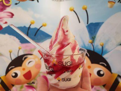 【杉養蜂園SUBACO HONEY SHOP-スバコハニーショップ-】可愛い蜜蜂に会える☆本格蜂蜜も味わえるときめくソフトクリーム《熊本市北区貢町》