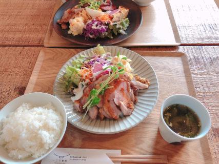 【一二三(ひふみ)食堂】レトロな街並みにある雰囲気が良く落ち着くオシャレな食堂《熊本県山鹿市山鹿》