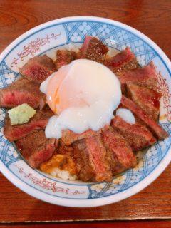 【いまきん食堂】名物のあか牛丼!!知名度が高く歴史の長い老舗のレストラン《熊本県阿蘇市内牧》