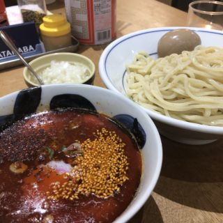 【TATARABA】移転オープンした熊本つけ麺界の人気店!《熊本市中央区新町》