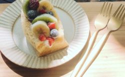 【Komeko】小さな小屋のシフォンケーキのお店《阿蘇市一の宮》