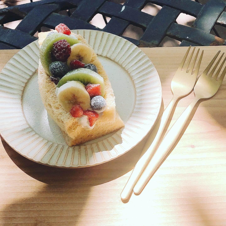 【Komeko】 小さな小屋のシフォンケーキのお店《阿蘇市一の宮》