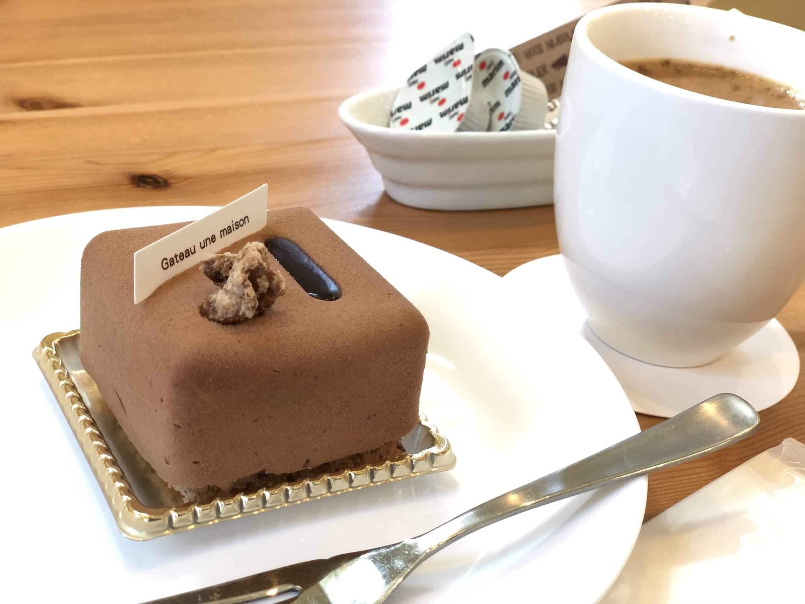【~お菓子の家~Gateau une maison】居心地のいいケーキ屋さん《上益城郡嘉島町上島》