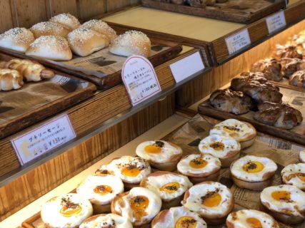 【石窯パン工房 モワソン】ゆっくりと過ごせる憩いのパン屋!《熊本市東区月出》
