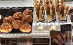 【mercureF -メルキュールF-】棒シューが絶品なので食べてほしいです《熊本市東区月出》