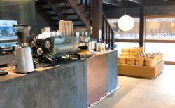 【珈琲回廊】築120年の建物をリノベーションしたお洒落な珈琲ギャラリー《熊本市中央区西唐人町》