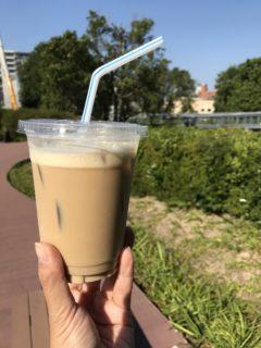 【喫茶 四季の森】県庁内にあるオシャレな喫茶店《熊本市中央区水前寺》