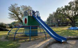 【北部町中央運動公園】どこか懐かしい雰囲気ただよう公園《熊本市北区下硯川》