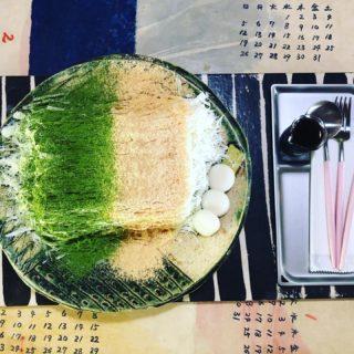 【懐水集】冬限定の絶品かき氷ステーキ!!白玉も美味しい古民家カフェ《宇城市不知火町》