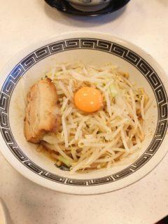 【ラーメン つけ麺 油そば 仁龍】ガッツリ&こってり大好き集まれ!大満足な極太麺!《熊本市東区下南部》