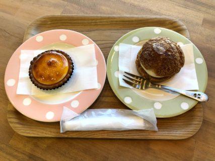 【ROLLandCHOU -ロールアンドシュー-】チーズケーキの濃厚さとシュークリームの程よい甘さに虜になります《菊池郡菊陽町大字津久礼》