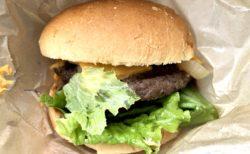 【WISHBONE -ウィッシュボーン-】ジューシーなお肉とフレッシュな野菜が最高なハンバーガー!《阿蘇郡南阿蘇村大字河陰》