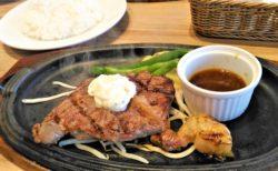 【ステーキ&ハンバーグDenver premium-デンバープレミアム-】お肉でスタミナをつけたいときはココ!!《上益城郡嘉島町イオンモール熊本内》