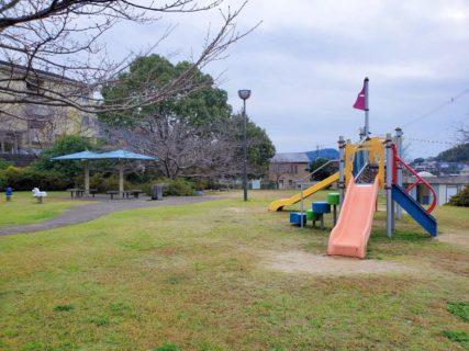【戸坂公園】住宅街の中にある静かでのんびり遊べる公園☆《熊本市西区戸坂町》