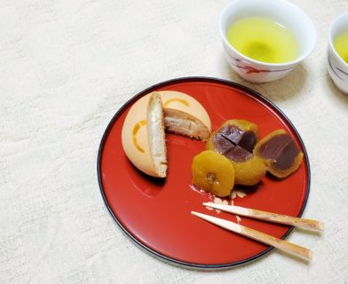 【にのみや菓舗】日本では唯一ここだけ☆ホットできる和菓子屋さん《熊本市西区京町》