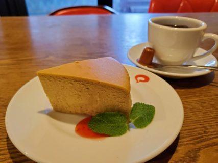 【タオカフェ】最高すぎるモカチーズケーキ☆珈琲香る植木のカフェ《熊本市北区植木町》