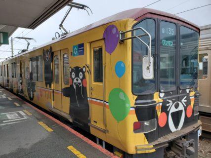 【北熊本駅 くまでんSHOP】電車デビューにおすすめ☆可愛いくまモン電車のグッズたくさんなお店《熊本市北区》