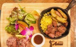 【Aolani parlor -アオラニ パーラー-】店員さんの笑顔が素敵すぎる美味しそうが詰まったハワイアンなカフェで心踊りました《熊本市中央区上林町》
