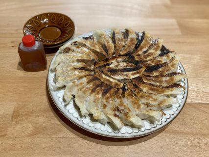 【餃子屋 田中】元肉まん屋が作る。香り香る風味豊かな餃子。《熊本市東区健軍》