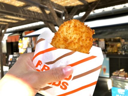 【高田蒲鉾】お店の方の優しい接客に美味しいオランダ揚げでホッコリ癒されます《熊本市中央区二の丸》