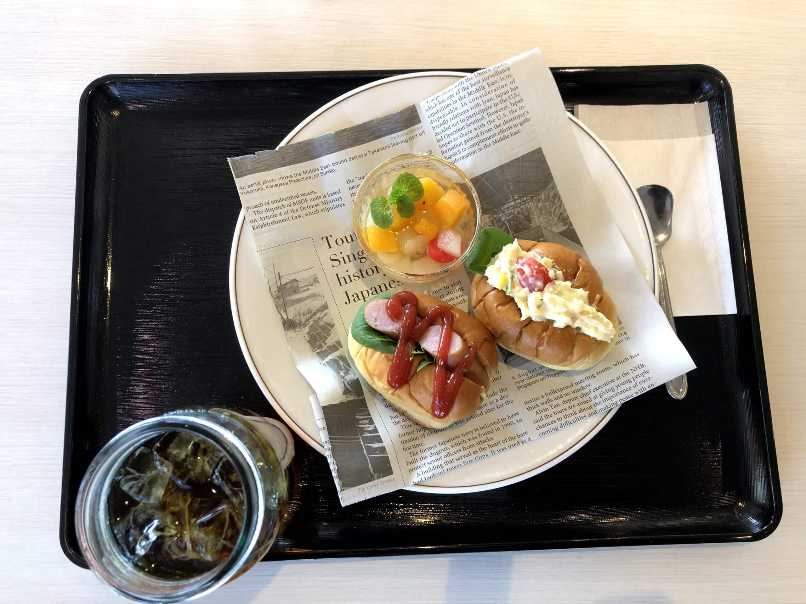 【ORCHID CAFE -オーキッドカフェ-】ホテル内にあるカフェが格安で美味しい主婦の味方でした《天草市栄町》