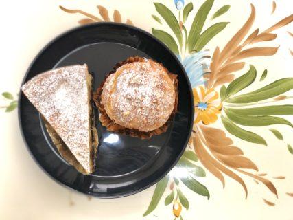 【オ・ボン・マルシェ】色鮮やかなフルーツやナッツがふんだんに使われたケーキが絶品です《熊本市中央区新屋敷》