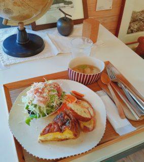 【木のけむり】島田美術館併設★暖炉のある穴場おしゃれカフェ《熊本市西区島崎》