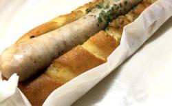 【ONE FIVE DOG -ワンファイブドッグ-】ボリューム満点のホットドッグとイチゴ飴が美味しいオシャレなお店《熊本市中央区大江》