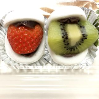 【米白餅本舗 東バイパス西原店】美味しいフルーツ大福から生クリームたっぷりの大福まである老舗和菓子屋さん《熊本市東区西原》