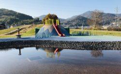 【池上中央公園・沖西公園】草スキーと2つの公園が楽しめる!《熊本市西区池上》