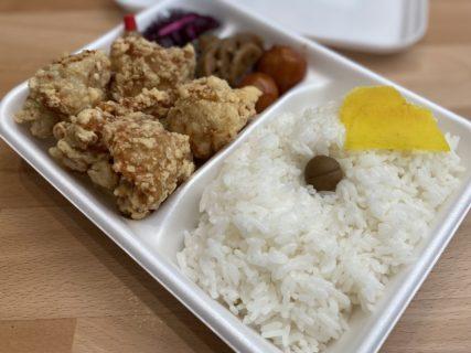 【鳥唐豚- とりからとん -】菊陽町のこんなところに!?こだわり食材で作るお弁当!!《菊池郡菊陽町津久礼》