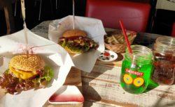 【ChimChimCherry ( チムチム チェリー )】キッズスペースのある絶品ハンバーガーやさん♪テイクアウトもおすすめ《熊本市南区幸田 》