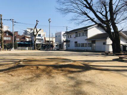 【泉ヶ丘公園】公園に土俵が?!お相撲遊びもできる公園!《熊本市東区水源》