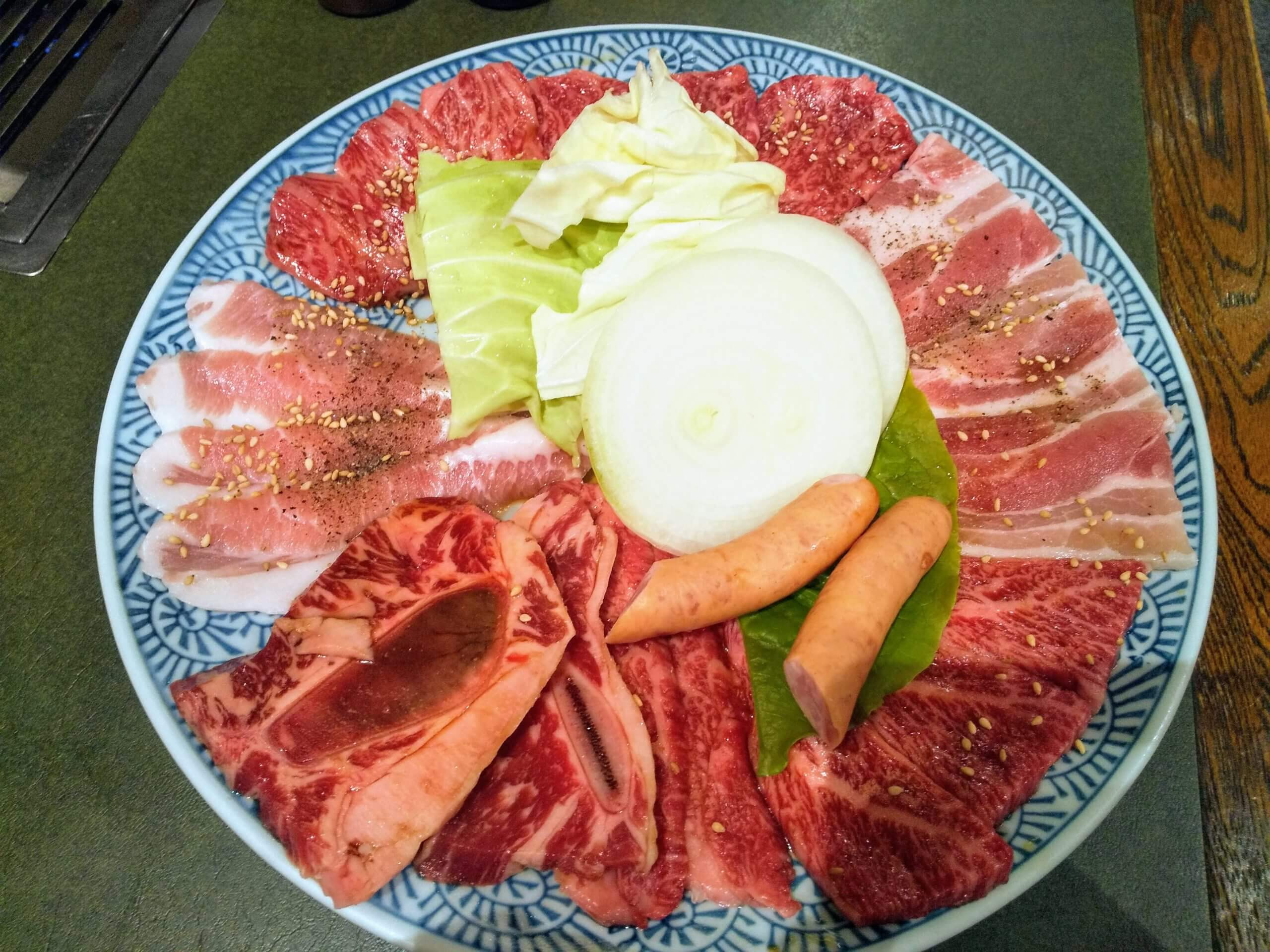 【ぱいんひる】 旨い&リーズナブルなお肉が食べたい時は是非ここへ《熊本市北区山室》