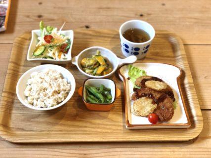 【玄米菜食ちーラビ Cafe】身体に優しい!ホっとする空間で食べる健康ランチ《宇土市松山町》