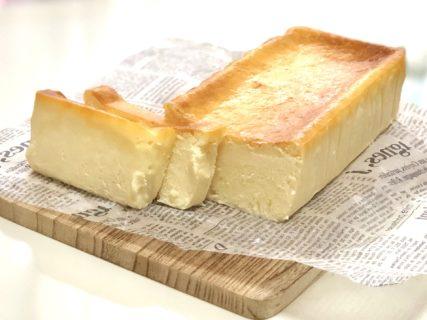 【少年チーズケーキS】1/11オープンのチーズケーキ専門店のチーズケーキが3回楽しめて楽し美味しい《熊本市東区保田窪本町》