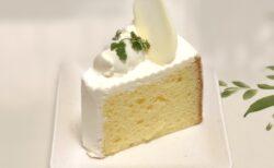 【パティスリー・ポルタ】どれにしようか!種類豊富なシフォンケーキと色とりどりな洋菓子に惹かれます《宇城市松橋町》