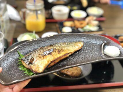 【うま魚】子連れ大歓迎!コスパ最強の魚を使った定食がうますぎた《菊池郡菊陽町久保田》