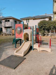 【水道端公園】街中にある癒され公園♪遊具も広場もあり子供もおおはしゃぎ!《熊本市中央区新屋敷》