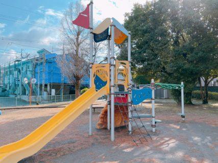 【中川鶴公園】どれで遊ぶか迷っちゃう!?遊具充実の公園♪《熊本市中央区大江》