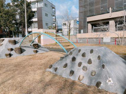 【子飼公園】白川ほとりの癒され公園♪《熊本市中央区黒髪》